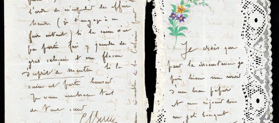 correspondance Jacques Guiaud